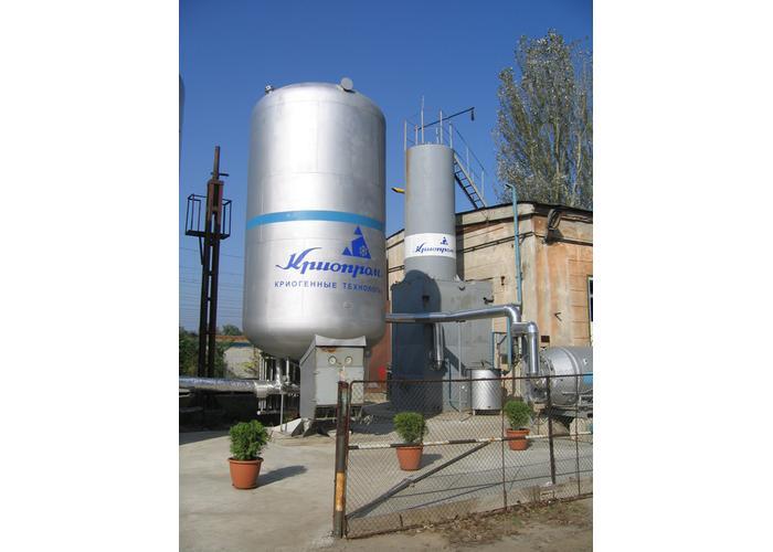 Воздухоразделительная установка (ВРУ) ККж - 0,15.